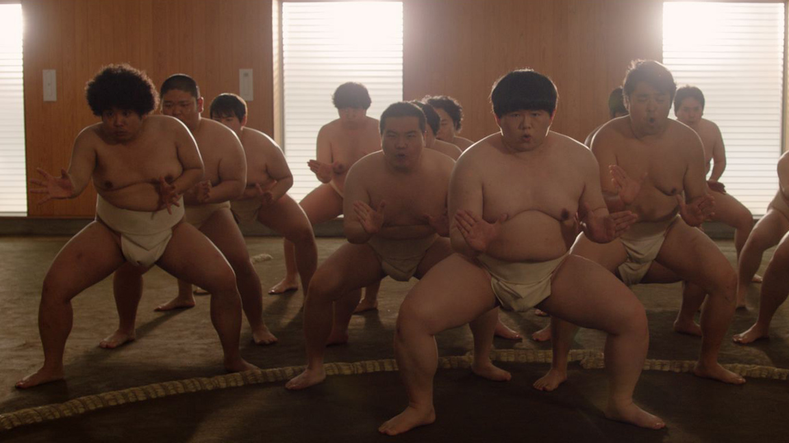 SUMO ROAD - THE MUSICAL